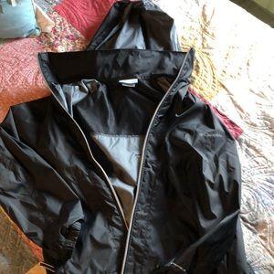 Columbia raincoat NWOT